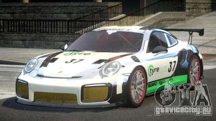 Porsche 911 GT2 RS Sport L1 для GTA 4