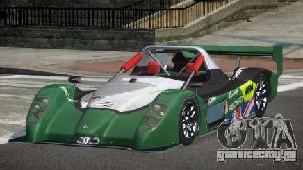 Radical SR3 Racing PJ2 для GTA 4