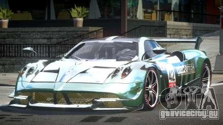 Pagani Huayra SP Drift L7 для GTA 4