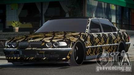 1999 BMW 760Li E38 Drift PJ8 для GTA 4