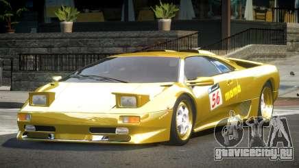 Lamborghini Diablo GS L4 для GTA 4