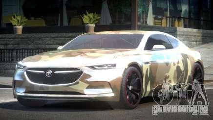 Buick Avista R-Tuned L2 для GTA 4