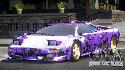 Lamborghini Diablo GS L9 для GTA 4