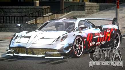Pagani Huayra SP Drift L9 для GTA 4