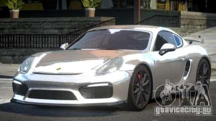 Porsche Cayman GT4 для GTA 4