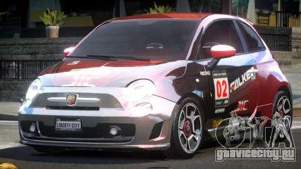 Fiat Abarth Drift L5 для GTA 4