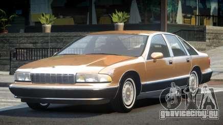 1993 Chevrolet Caprice R1 для GTA 4