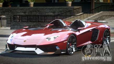 Lamborghini Aventador GS-J для GTA 4