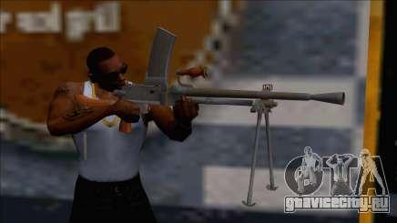 Rising Storm 1 Type-99 MG для GTA San Andreas