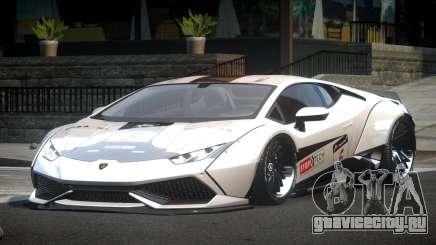 Lamborghini Huracan GT L1 для GTA 4