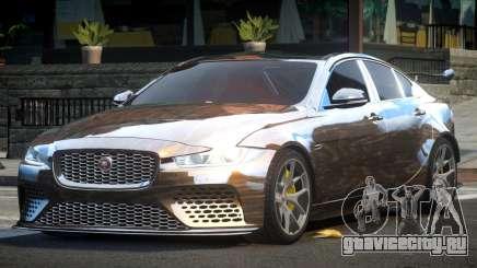 2018 Jaguar XE L10 для GTA 4