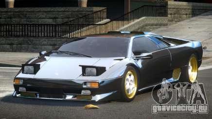 Lamborghini Diablo GS для GTA 4
