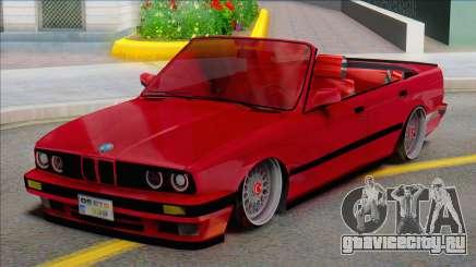 BMW E30 - Cabrio (ETB Lojistik) для GTA San Andreas
