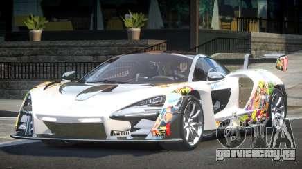 McLaren Senna R-Tuned L2 для GTA 4