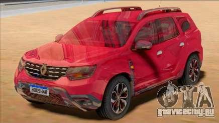 Renault Duster 2020 imvehft для GTA San Andreas