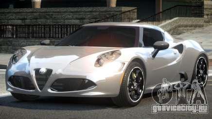 Alfa Romeo 4C R-Tuned для GTA 4