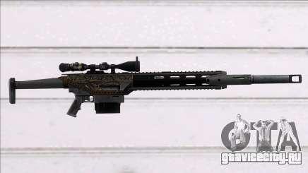 Zen Meteor Anti-Material Sniper для GTA San Andreas