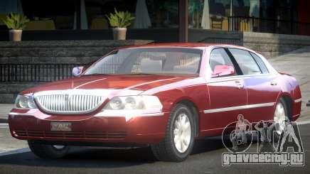 Lincoln Town Car SE для GTA 4