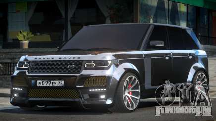 Range Rover Vogue GS для GTA 4