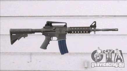 Fear the Wolves M4A1 для GTA San Andreas