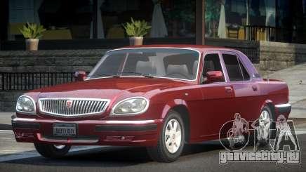 GAZ 31105 SN для GTA 4