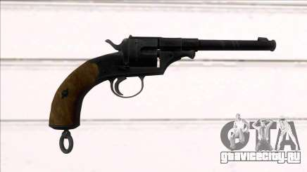 Screaming Steel M1879 Reichsrevolver для GTA San Andreas