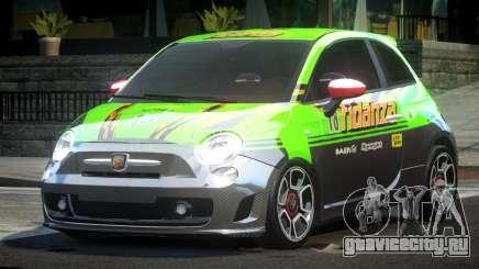 Fiat Abarth Drift L9 для GTA 4