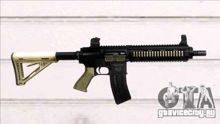 HK-416 Assault Carbine для GTA San Andreas