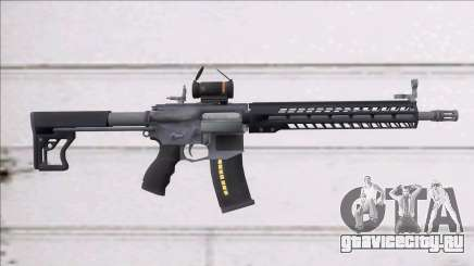 TEW-2 Assault Rifle для GTA San Andreas