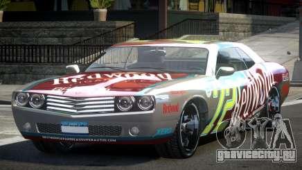 Redwood Gauntlet PJ для GTA 4