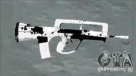 White Dirt (m4) для GTA San Andreas