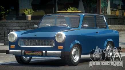 Trabant 601 Old для GTA 4