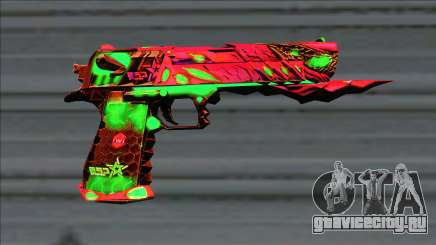 Deagle 3 Sinners Wrath Deagle для GTA San Andreas