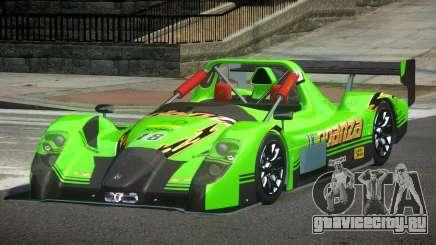 Radical SR3 Racing PJ4 для GTA 4
