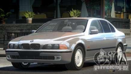 1998 BMW M5 E39 для GTA 4