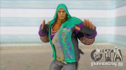 Tekken 7 Craig V11 для GTA San Andreas