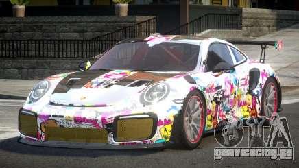 Porsche 911 GT2 RS Sport L6 для GTA 4