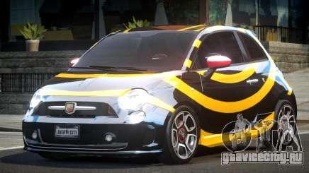 Fiat Abarth Drift L6 для GTA 4