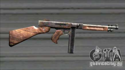Resident Evil 4 chicago typewriter для GTA San Andreas