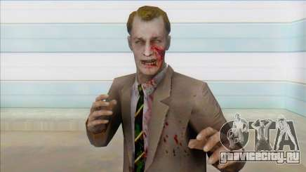 Zombies From RE Outbreak And Chronicles V26 для GTA San Andreas