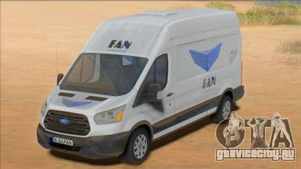 2020 Ford Transit - Fan Courier для GTA San Andreas