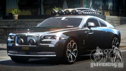 Rolls-Royce Wraith PSI для GTA 4