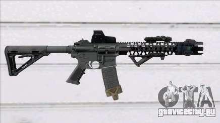 LVOA-C Assault Carbine для GTA San Andreas