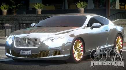 Bentley Continental GT Drift L2 для GTA 4