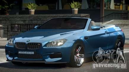 2018 BMW M6 F12 для GTA 4