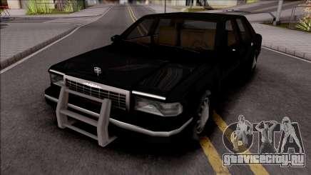 Premier FBI для GTA San Andreas