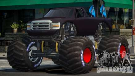 Monster Truck Custom для GTA 4