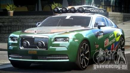 Rolls-Royce Wraith PSI L7 для GTA 4