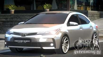Toyota Corolla ES для GTA 4