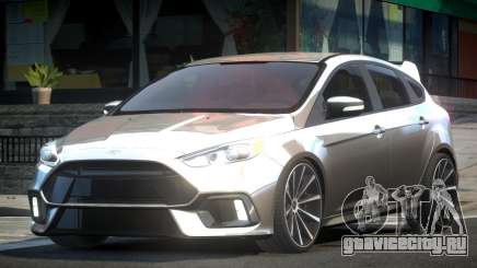 Ford Focus RS Drift для GTA 4